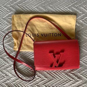 Louis Vuitton PM over the shoulder bag/purse.